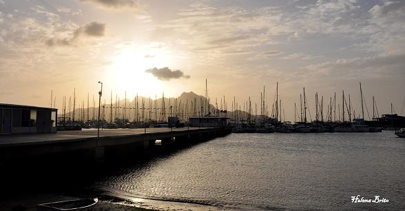 Baía do Porto Grande