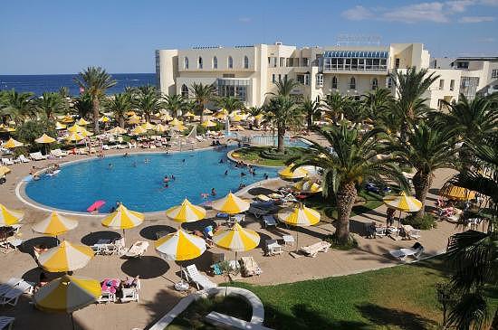 7 - Hotel Riu Imperial Marhaba Port, El Kantaoui, Tunísia
