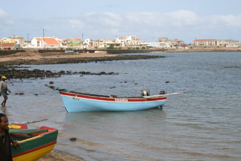 Praia de pescadores