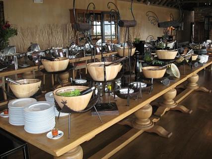 Restaurante Pululukwa Resort
