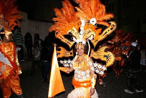 Carnaval da ilha de São Nicoalu