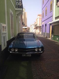 Rua d'Djibla - São Vicente