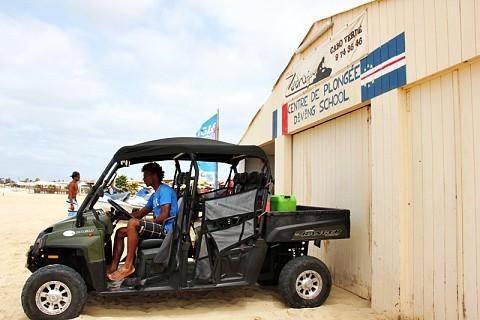 A ZebraJet aluga equipamento de mergulho