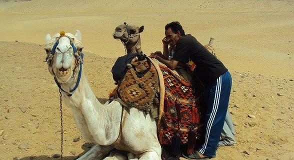 Egipto, no olhar de Rui Daniel Silva