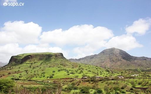 Uma paisagem que poderá encontrar nos meses de Agosto, Setembro e Outubro.