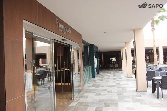 """Restaurante principal """"Promenade"""""""