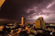 Tempestade em Maputo