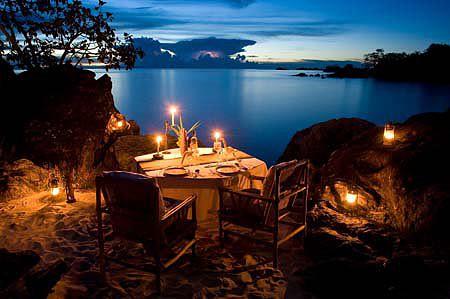Lago Niassa. Niassa. Foto: Nkwichi Lodge