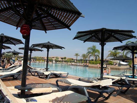 2 - ClubHotel Riu Tikida Palmeraie, Marraquexe, Marrocos