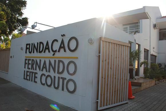 A entrada da Fundação é pela Avenida Kim Il Sung em Maputo (SAPO MZ/ Eliana Silva)