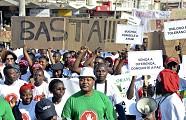 Marcha pela paz sai às ruas de Maputo