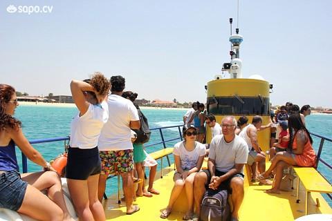 A bordo do Neptunus.