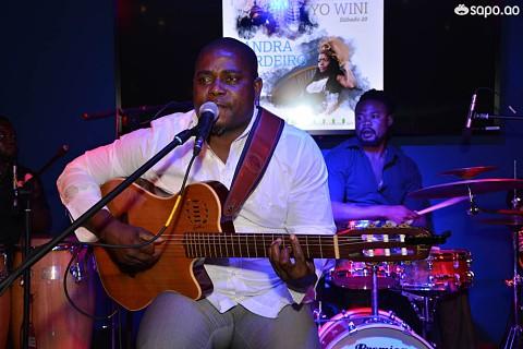 Gabriel Tchiema foi a atração maior