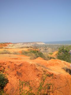 Miradouro da Lua, a Sul de Luanda