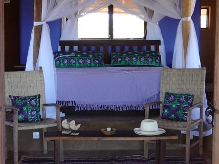 Praia de Nuarro. Memba. Nampula. Foto: Nuarro Luxury Eco Logde