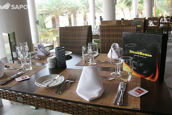 "Riu Palace Cabo Verde: Restaurante ""Steakhouse"