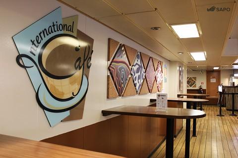 O Café Internacional