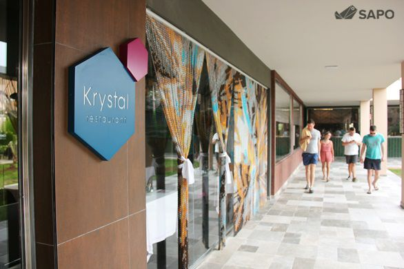"Riu Palace Cabo Verde: Restaurante ""Krystal&#3"