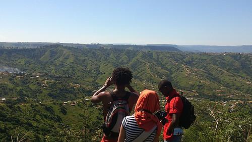 A primeira grande aventura: África do Sul