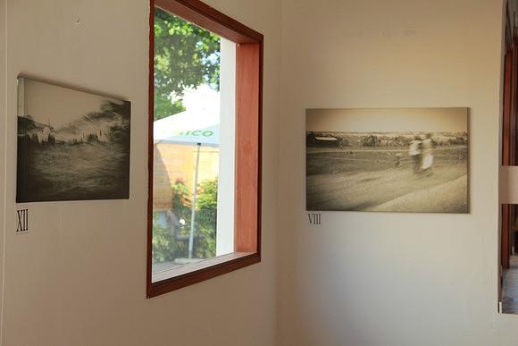 A Fundação tem uma programa cultural com exposições, serões de literatura e muito mais (SAPO MZ/ Eliana Silva)