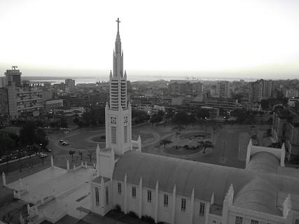 A catedral é um dos maiores símbolos da capital
