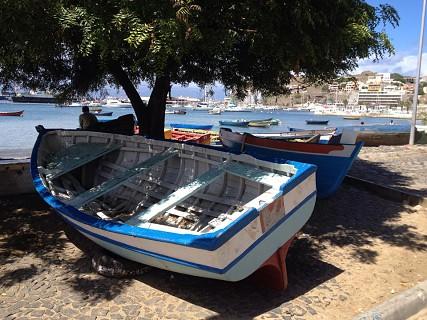 Praia d'Bote - São Vicente