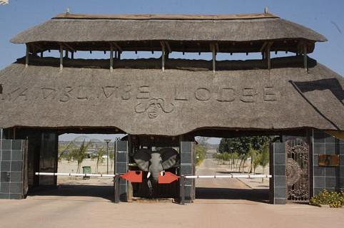 Kambumbe Lodge, kuando-kubango