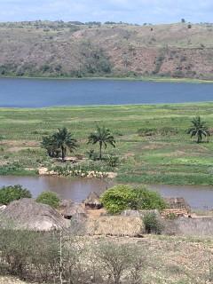 Beleza natural de Angola
