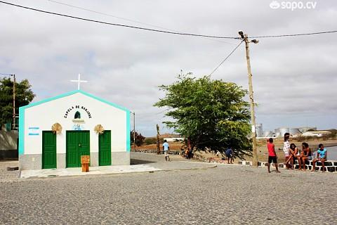A vila piscatória é um local recondito do Sal.