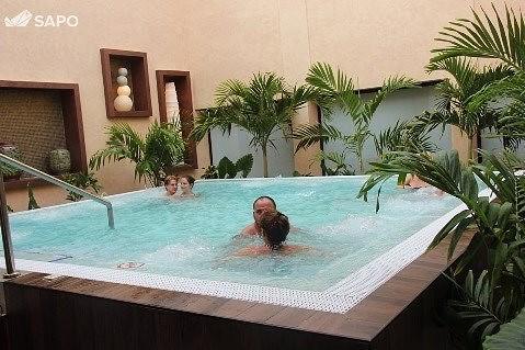 ClubHotel Riu Funana: Jacuzzi