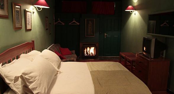 Um Hotel de charme britânico, a três horas de Maputo.