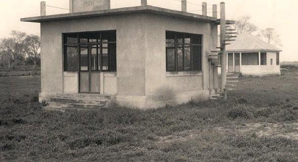 Casa dos leões - anos 40