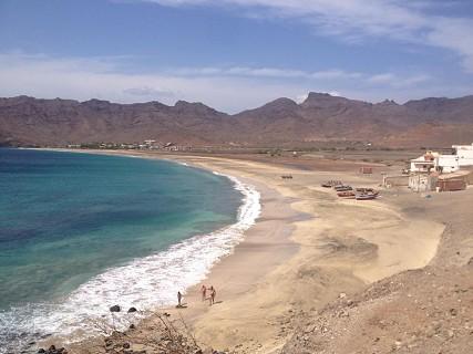 Praia de São Pedro - São Vicente