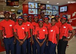 Inauguraçao do KFC do M. Bento-14