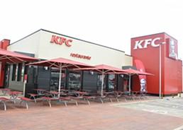 Inauguraçao do KFC do M. Bento-48