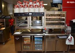 Inauguraçao do KFC do M. Bento-4