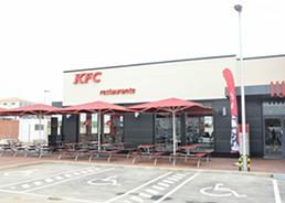 Inauguraçao do KFC do M. Bento-50