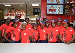 Inauguraçao do KFC do M. Bento-13