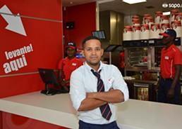 Inauguraçao do KFC do M. Bento-12
