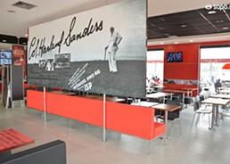 Inauguraçao do KFC do M. Bento-6