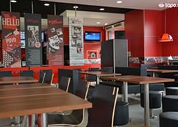 Inauguraçao do KFC do M. Bento-8