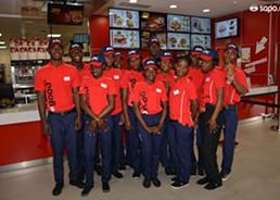 Inauguraçao do KFC do M. Bento-15