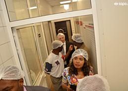 Inauguraçao do KFC do M. Bento-43