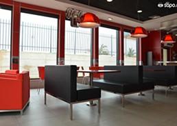 Inauguraçao do KFC do M. Bento-5