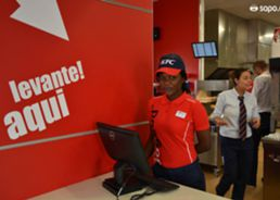 Inauguraçao do KFC do M. Bento-3