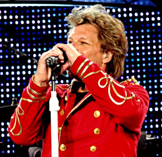 Bon Jovi Open Air - 31 de Julho