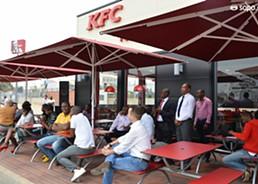 Inauguraçao do KFC do M. Bento-25