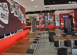 Inauguraçao do KFC do M. Bento-7
