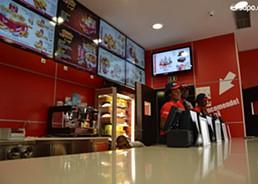 Inauguraçao do KFC do M. Bento-2