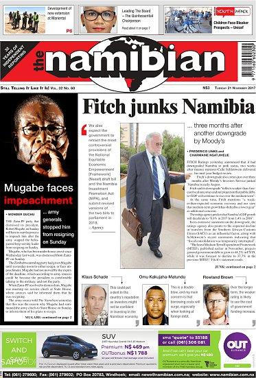 The Namibian